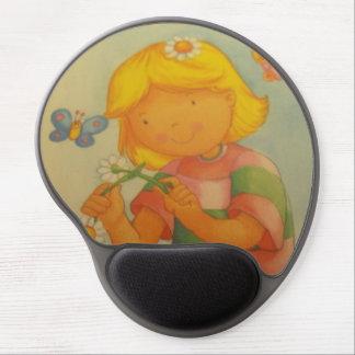 girl image gel mouse mat