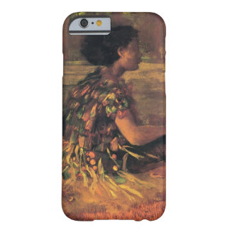 'Girl in Grass Dress' - John LaFarge Barely There iPhone 6 Case