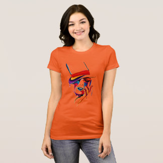 Girl in Hat Women's T-shirt