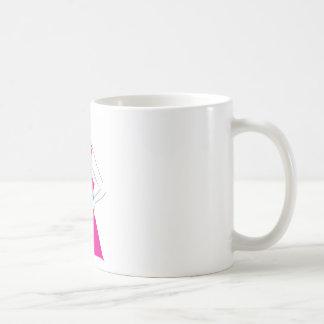 Girl In Sundress Coffee Mugs
