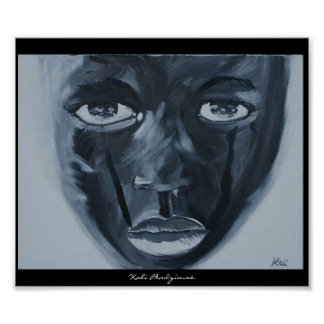 Girl in Tears, Kali Pendzimas Poster