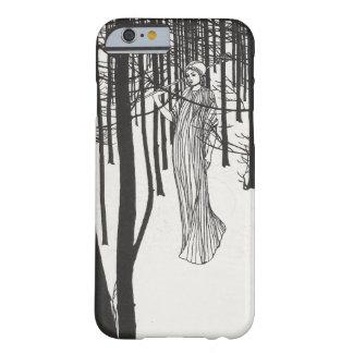 Girl in Woods Fairy Tale Phone Case