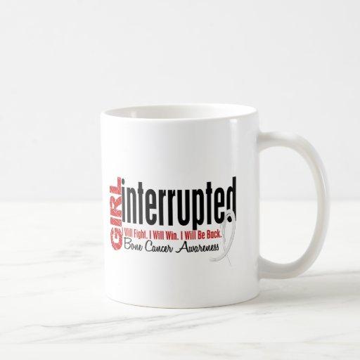 Girl Interrupted 1 Bone Cancer Coffee Mug