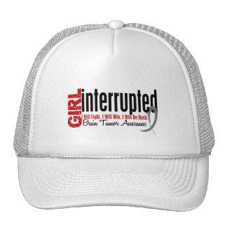 Girl Interrupted 1 Brain Tumor Trucker Hat