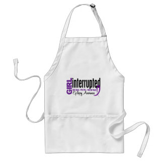 Girl Interrupted 1 Epilepsy Aprons