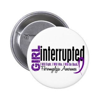 Girl Interrupted 1 Fibromyalgia Button