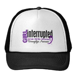 Girl Interrupted 1 Fibromyalgia Trucker Hat