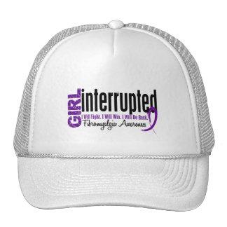 Girl Interrupted 1 Fibromyalgia Mesh Hats