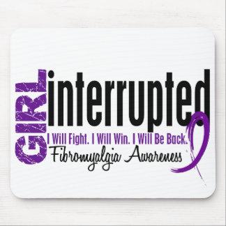 Girl Interrupted 1 Fibromyalgia Mousepad