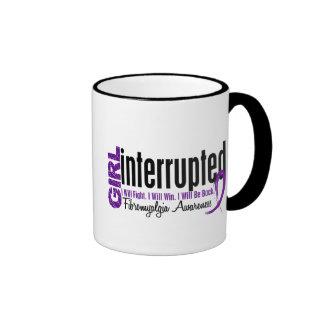 Girl Interrupted 1 Fibromyalgia Mug