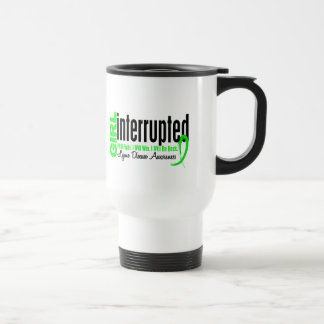 Girl Interrupted 1 Lyme Disease Coffee Mug