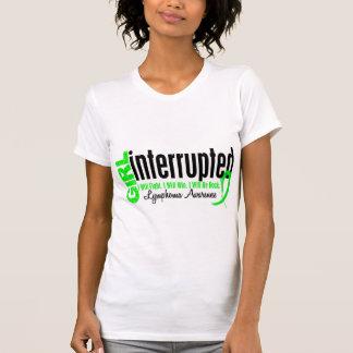 Girl Interrupted 1 Lymphoma Tee Shirt