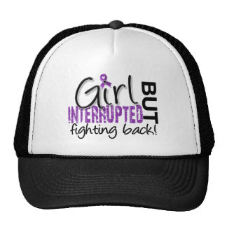 Girl Interrupted 2 Alzheimer's Disease Hat