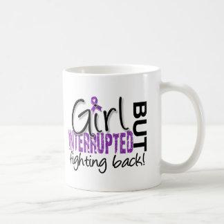 Girl Interrupted 2 Crohn's Disease Basic White Mug