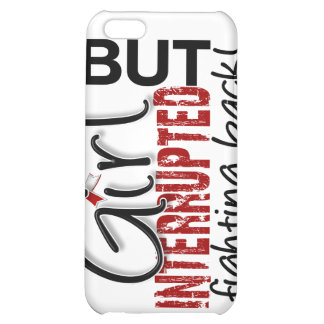 Girl Interrupted 2 Head and Neck Cancer iPhone 5C Case