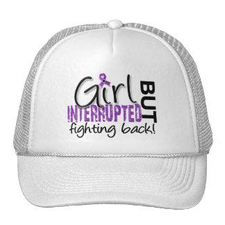 Girl Interrupted 2 Leiomyosarcoma Trucker Hats