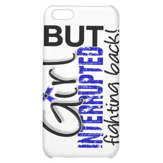 Girl Interrupted 2 Rectal Cancer Cover For iPhone 5C