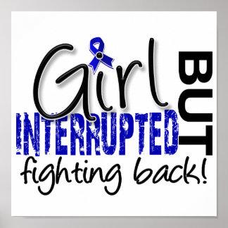 Girl Interrupted 2 Rheumatoid Arthritis Poster