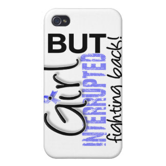 Girl Interrupted 2 Thyroid Disease Cover For iPhone 4