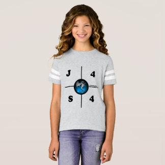 Girl Kid FootBall Shirt