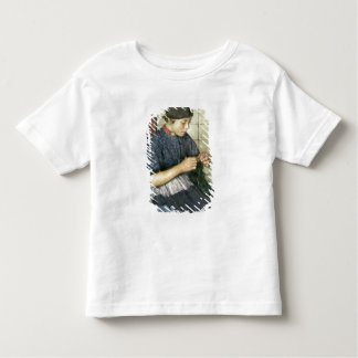 Girl Knitting Toddler T-Shirt