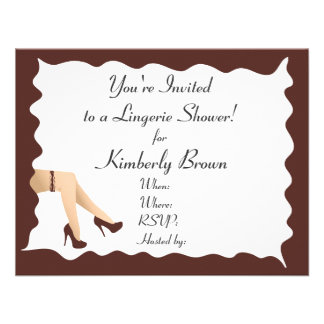 High Heel Shoes Bridal Shower Invitations, 127 High Heel Shoes Bridal ...