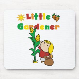 Girl Little Gardener Mouse Pad