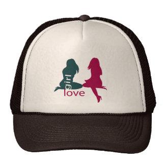 'Girl Love' Designer Hat