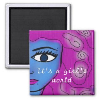 girl magnet