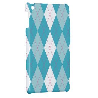Girl Next Door Argyle Cover For The iPad Mini