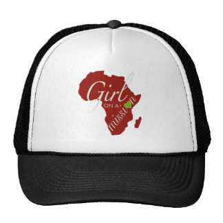 Girl on a Mission - Africa Cap