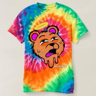 Girl Palminent Bear Logo Tee