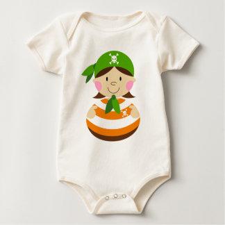 Girl Pirate Babies Creeper