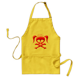 Girl Pirates Apron