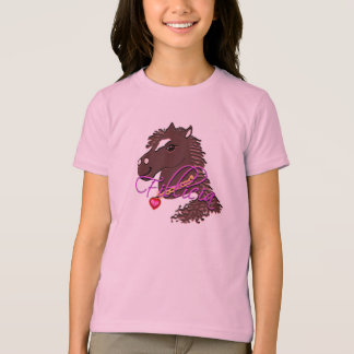 Girl Pony Fillicia T-Shirt