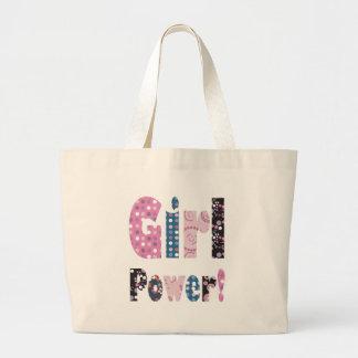 Girl Power! Canvas Bag