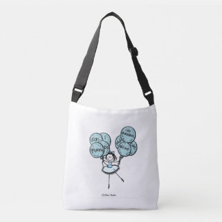 Girl Power - Go Blue! Tote Bag
