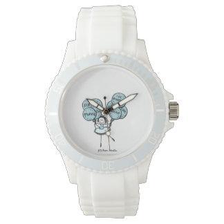 Girl Power - Go Blue! Wristwatches