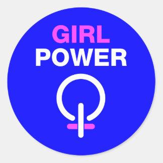 Girl Power Logo / Clipart / Female Sign / Cutting File Svg |Geek Power Girl Symbol