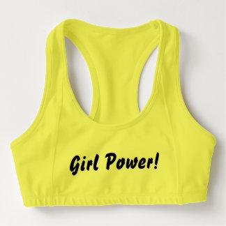 Girl Power Sports Bra