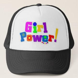 Girl Power Trucker Hat
