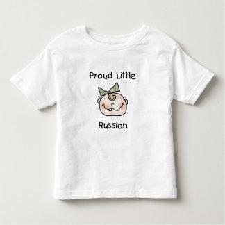Girl Proud Little Russian Tshirt