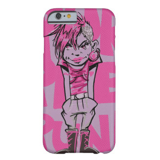 Girl Punk marries Barely There iPhone 6 Case