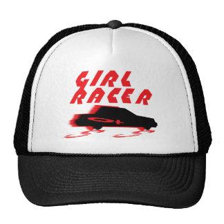 GIRL RACER CAP