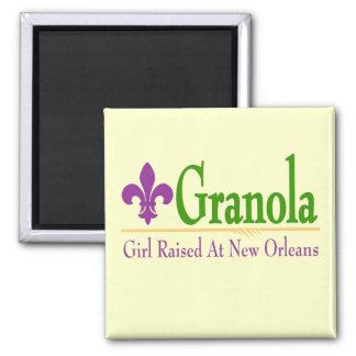 Girl Raised At New Orleans Magnet