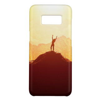 Girl Samsung Galaxy S8, Barely There Phone Case