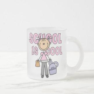 Girl School is Cool Mugs