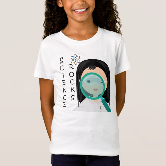 Girl Scientist T-shirt