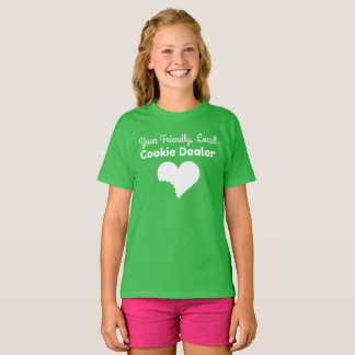 Girl Scout Cookie Seller Shirt