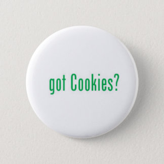 Girl Scout Cookies 6 Cm Round Badge